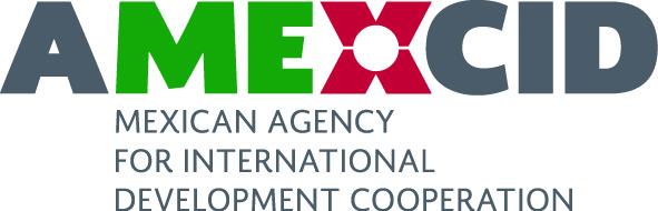 Logo AMEXCID EN